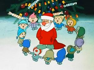 Стихи Деда Мороза для детей