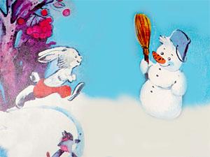 Сказка о зиме детям