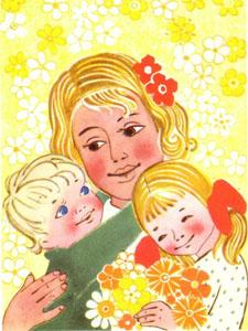 Стихи о маме