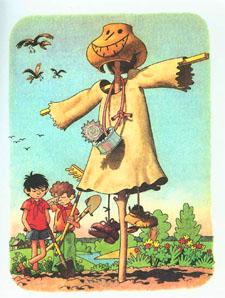 Огородники (Н.Носов) - слушать рассказ
