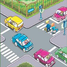 правила дорожного движения фото