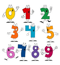 Сказка про цифры
