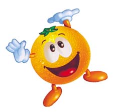 Шуточные стихи про апельсин