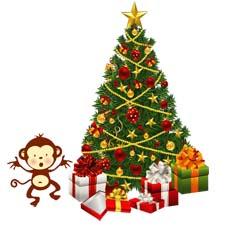 Новогодняя викторина «Год обезьяны»
