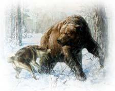 Сказка про волка собственного сочинения