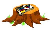 Сказка «Как Баба-Яга нашла волшебные карандаши»