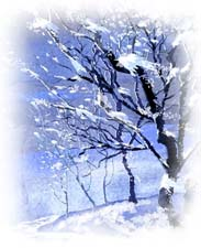 Сочиняем сказку про зиму. «Жила-была Зима»