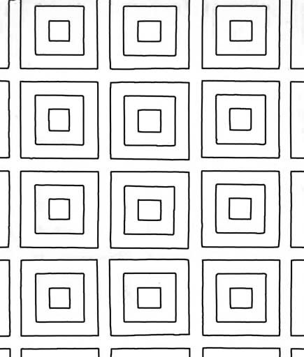 Геометрические орнаменты. Раскраска 3