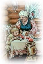 Сказка про бабушку