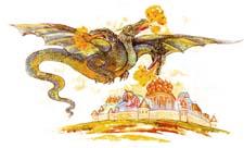 Сказочный рассказ про Змея Горыныча. Слушать