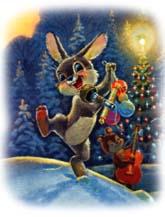 Сказка «Новогодний музыкальный подарок»