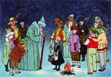 Викторина по сказкам о зиме (с ответами)